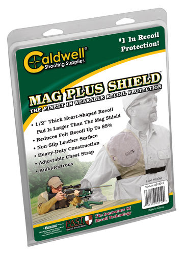 Mag Plus Recoil Shield™ (Ambidextrous)