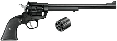 "NEW MODEL SINGLE-SIX® CONVERTIBLE - 22 LR / 22 WMR - 9.50"" Lauf"
