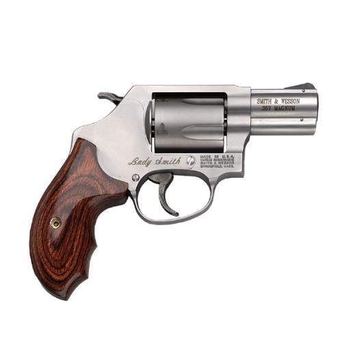 S&W MODEL 60 LS LADYSMITH™, .357 Mag, Stainless